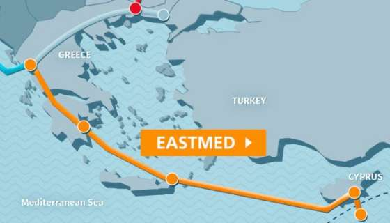 Проект EastMed