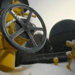 Транзит газа через ГТС упал в пять раз