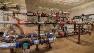система регулирования отопления в многоквартирном доме