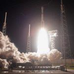 Китай запустил ракету с марсианским зондом
