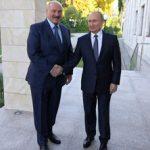 Лукашенко считает Путина хорошим другом