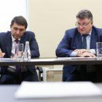 Глава «Ленэнерго» и Александр Абросимов обсудили вопросы техприсоединения