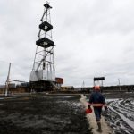 На Украине добыча газа упала, нефти – выросла