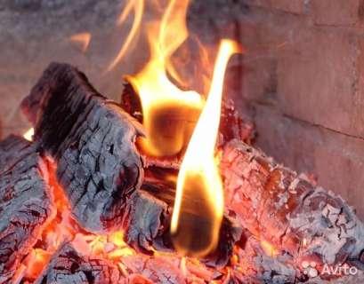 пламя печи