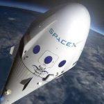 В ракетах SpaceX можно будет забронировать онлайн места