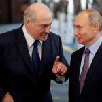 Лукашенко попросил Путина оперативно рассмотреть вопрос цен на газ