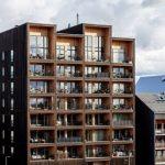 В Швеции построили первый 8-этажный жилой дом из дерева
