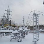 «Россети Тюмень» за 11 месяцев реконструируют 30-летнюю подстанцию 110 кВ «Ореховская» для нужд нефтяников