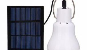 солнечные батареи фонарь