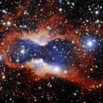 Крупнейшую планетарную туманность показали на фото