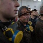 В ЛНР снова бастуют шахтеры