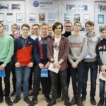 Специалисты Липецкэнерго знакомят студентов с профессией энергетика