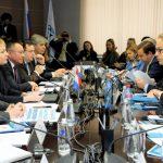 Заседание Рабочей группы по энергетике Российско-Нидерландской комиссии по экономическому сотрудничеству