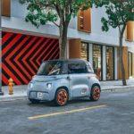 Citroen запускает в серийное производство электрокар за 6 тысяч евро