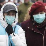 Ситуация с коронавирусом в Украине на 19 марта