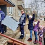 В акции «Мособлгаз-тепло большой семьи» приняли участие 250 семей Подмосковья