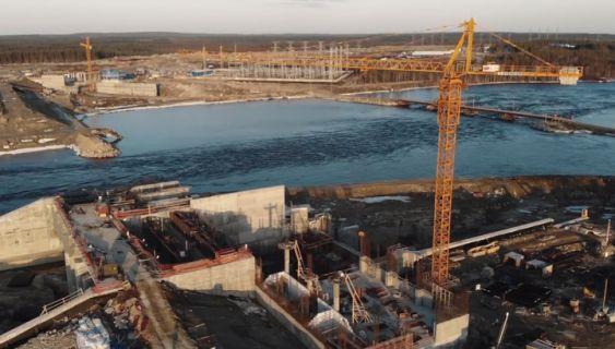 Белопорожская ГЭС