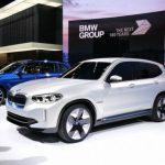 """Кроссоверы BMW X5 получат начинку вот водородной """"Тойоты"""""""