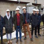 Сотрудники Костромаэнерго познакомили студентов с работой энергообъектов предприятия