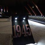 Нижневартовский «Горсвет» подсветил мемориал воинам-землякам в Парке Победы