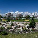 На Запорожской АЭС устанавливают дезинфицирующие тоннели