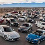 В мире резко упало автопроизводство