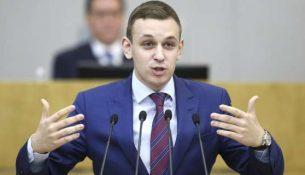 Депутат Госдумы Василий Власов