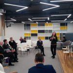 «Россети Ленэнерго» рассказали представителям малого и среднего бизнеса о преимуществах технологического присоединения онлайн