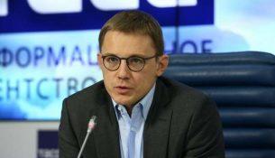замминистра финансов РФ Алексей Сазанов