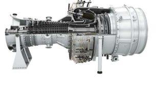 газовая турбина SGT-800 Siemens