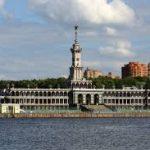 С помощью «ОЭК»  благоустройство Северного речного вокзала Москвы завершат в 2020 году