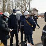 Паводковая комиссия «Пермэнерго» работает в масках