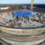 На Ленинградской АЭС протестировали защитную оболочку здания реактора энергоблока № 2 ВВЭР-1200