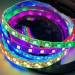 Адресные светодиоды и светодиодные ленты