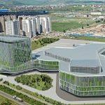 Электрощит Самара укомплектовала КТП и ЗРУ подстанцию аквапарка в Красноярске