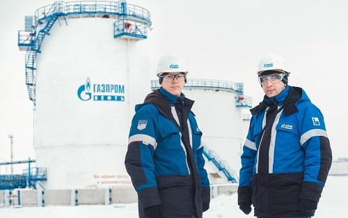 газпром работник