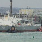 В Украину прибыл первый в этом году танкер с нефтью из США