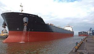 корабль танкер