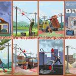 Основы электробезопасности для населения: «Защити себя от поражения электротоком»