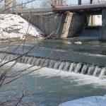 Энергетики Ульяновской ТЭЦ-1 готовы открыть затворы на двух плотинах в весенний паводок