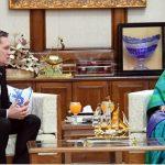 «Росатом» и власти Бангладеша договорились об обеспечении эксплуатации АЭС «Руппур» на всем жизненном цикле
