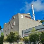 Суммарная мощность генераторов Запорожской АЭС составляет 2500 МВт