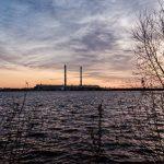 На Сургутской ГРЭС-1 в преддверии паводка проверили дренажные и очистительные системы