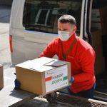 300 добровольцев «Татнефти» начали доставлять жителям региона «наборы добра»