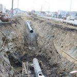 «Екатеринбурггаз» проведет переврезки газопроводов на участках строительства трамвайной линии
