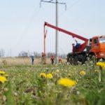 «Россети Юг» за двое суток построили воздушную ЛЭП для хутора, пострадавшего от степного пожара