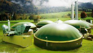 биогазовая установка ВИЭ