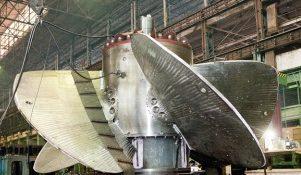 Рабочее колесо ГЭС