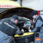 «Газпром нефть» начала бесплатную замену моторного масла для автомобилей скорой помощи