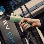 «Нафтогаз Украины» установил первую собственную станцию для электромобилей